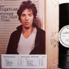 Springsteen, Bruce - Darkness On The Edge Of Town - White Label Promo - Vinyl LP Record - Rock