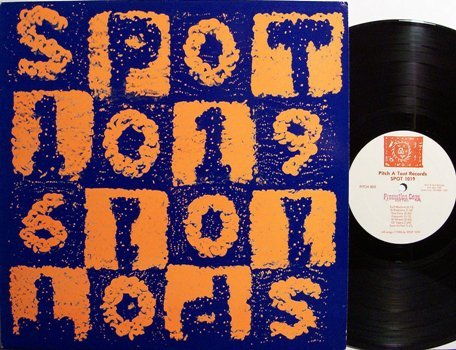 Spot 1019 - Self Titled - Vinyl LP Record + Insert - Rock