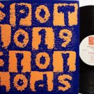 Spot 1019 - Self Titled - Vinyl LP Record + Insert - Rock