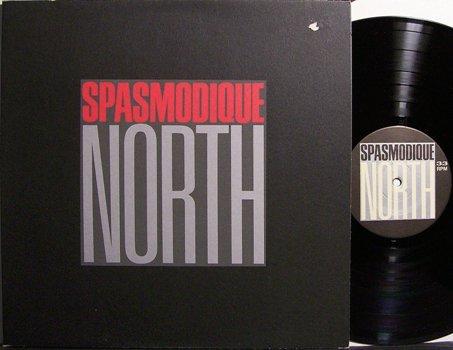 Spasmodique - North - Vinyl LP Record - Rock