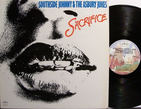 Southside Johnny & The Asbury Jukes - Love Is A Sacrifice - Vinyl LP Record + Insert - Rock