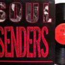 Soul Senders - Self Titled - Vinyl LP Record + Insert - Rock