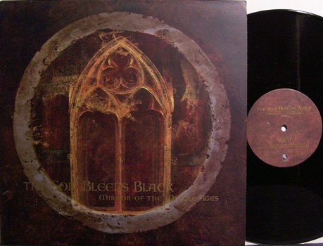 Soil Bleeds Black, The - Mirror Of The Middle Ages - Vinyl LP Record - Industrial Rock