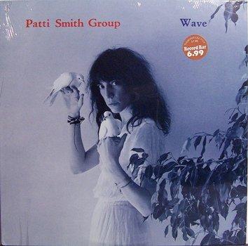 Smith, Patti - Wave - Sealed Vinyl LP Record - Rock