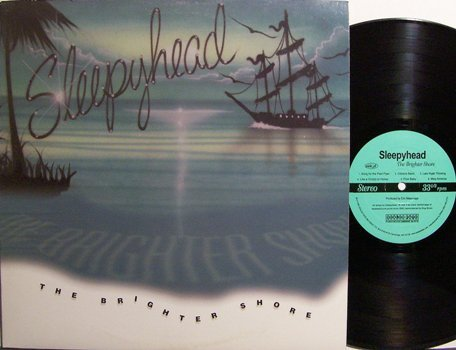 Sleepyhead - The Brighter Shore - Vinyl LP Record - Rock
