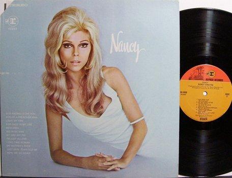Sinatra, Nancy - Nancy - Vinyl LP Record - Pop Rock