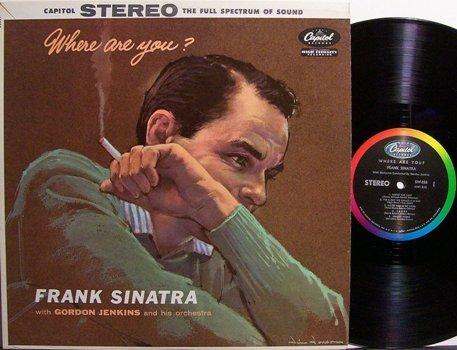 Sinatra, Frank - Where Are You - Vinyl LP Record - Pop