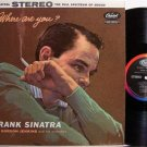 Sinatra, Frank - Where Are You - Vinyl LP Record - Pop