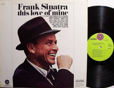Sinatra, Frank - This Love Of Mine - Vinyl LP Record - Pop