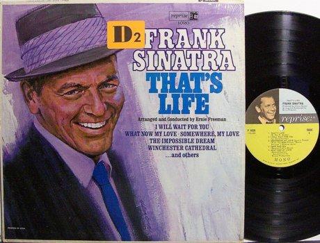 Sinatra, Frank - That's Life - Mono - Vinyl LP Record - Pop