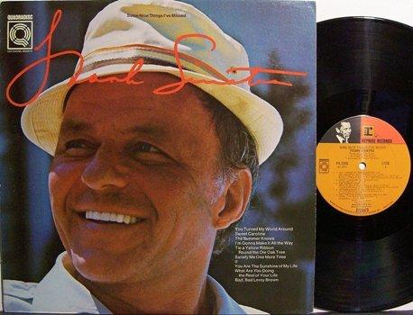 Sinatra, Frank - Some Nice Things I've Missed - Quad Quadraphonic - Vinyl LP Record - Pop