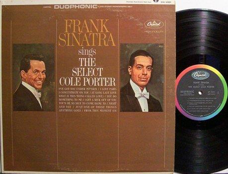 Sinatra, Frank - Sings The Select Cole Porter - Vinyl LP Record - Pop