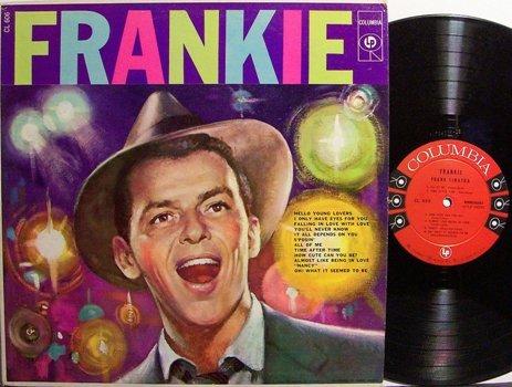 Sinatra, Frank - Frankie - Vinyl LP Record - Pop