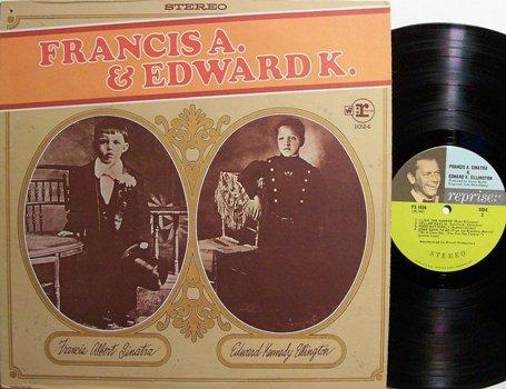 Sinatra, Frank - Francis A and Edward K - Vinyl LP Record - Pop