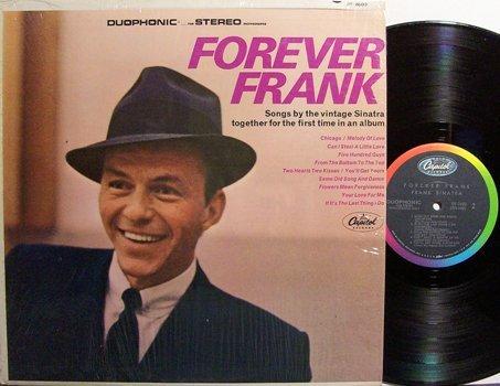 Sinatra, Frank - Forever Frank - Stereo - Vinyl LP Record - Pop