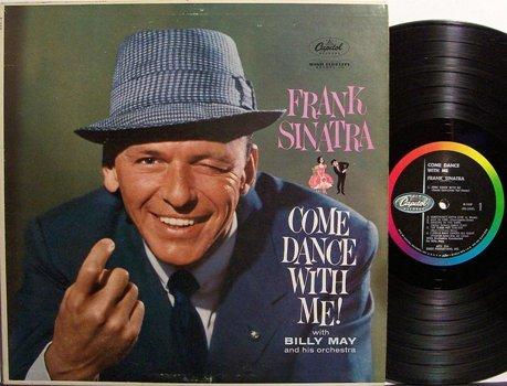 Sinatra, Frank - Come Dance With Me - Vinyl LP Record - Pop