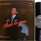Sinatra, Frank - Close To You - UK Pressing - Vinyl LP Record - Pop