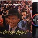 Sinatra, Frank - A Swingin' Affair - Vinyl LP Record - Pop