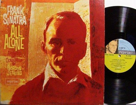 Sinatra, Frank - All Alone - Vinyl LP Record - Pop