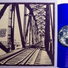 Sixth Great Lake, The - Sunday Bridge - Blue Colored Vinyl - LP Record - Rock