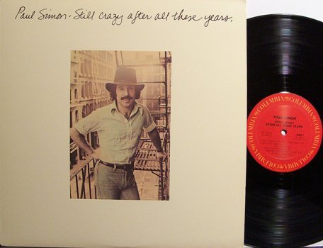 Simon, Paul - Still Crazy After All These Years - Vinyl LP Record - Rock