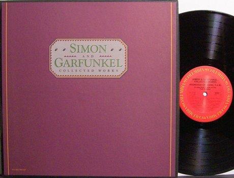 Simon & Garfunkel - Collected Works - Vinyl 5 LP Box Set - Rock