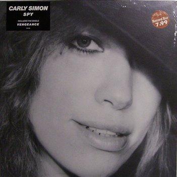 Simon, Carly - Spy - Sealed Vinyl LP Record - Rock