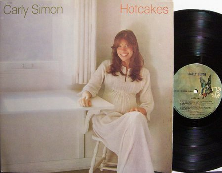 Simon, Carly - Hotcakes - Vinyl LP Record - Rock