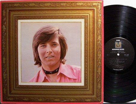 Sherman, Bobby - Portraits Of Bobby - Vinyl LP Record - Pop Rock