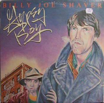 Shaver, Billy Joe - Gypsy Boy - Sealed Vinyl LP Record - Rock