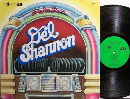 Shannon, Del - Juke Box Giants 20 Hits - Vinyl LP Record - Rock