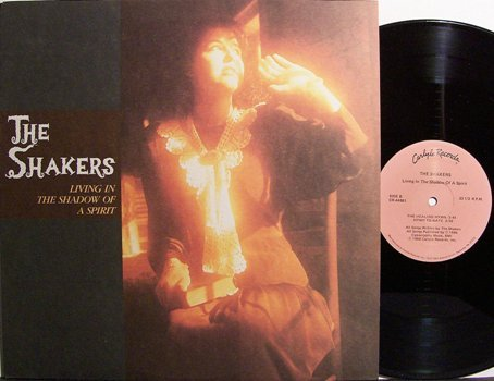 Shakers, The - Living In The Shadow Of A Spirit - Vinyl Mini LP Record - Rock