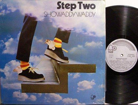 Showaddywaddy - Step Two - Italian Pressing - Vinyl LP Record - Pop Rock