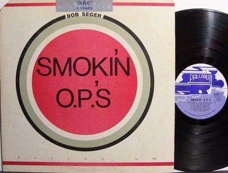 Seger, Bob - Smokin' O.P.'s - Vinyl LP Record - Rock
