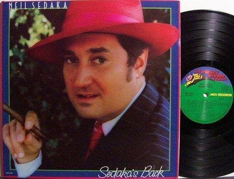 Sedaka, Neil - Sedaka's Back - Vinyl LP Record - Pop Rock