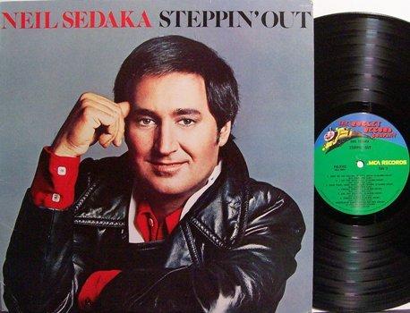 Sedaka, Neil - Steppin' Out - Vinyl LP Record - Pop Rock