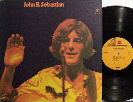 Sebastian, John - John B. Sebastian / Self Titled - Vinyl LP Record - Rock