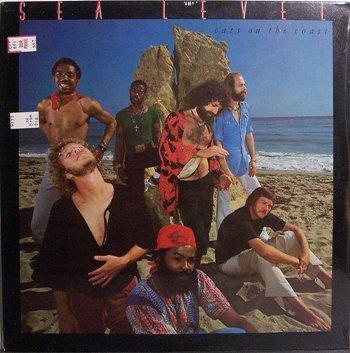 Sea Level - Cats On The Coast - Sealed Vinyl LP Record - Rock