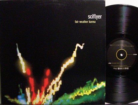 Sciflyer - Fair Weather Karma - Vinyl LP Record - Indie Rock