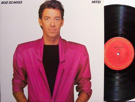 Scaggs, Boz - Hits - Vinyl LP Record - Rock