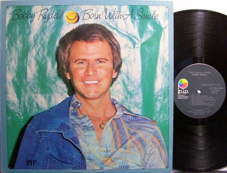 Rydell, Bobby - Born With A Smile - Vinyl LP Record - Rock