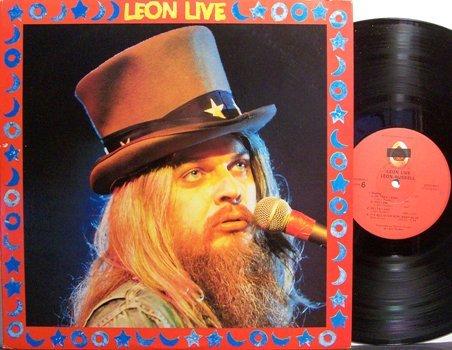 Russell, Leon - Leon Live - Vinyl 3 LP Record Set - Rock