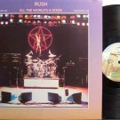 Rush - All The World's A Stage - Vinyl 2 LP Record Set - Rock