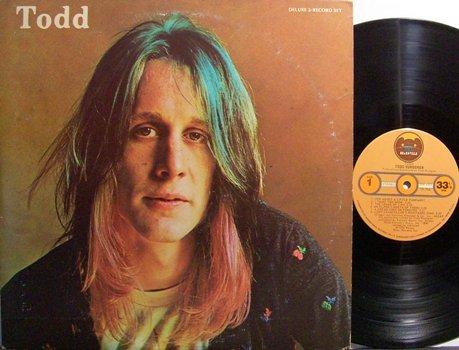Rundgren, Todd - Todd - Vinyl 2 LP Record Set - Rock