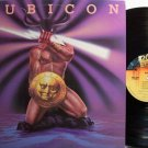 Rubicon - Self Titled - Vinyl LP Record - Rock