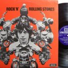 Rolling Stones, The - Rock N Rolling Stones - UK Pressing - Vinyl LP Record - Rock
