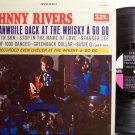 Rivers, Johnny - Meanwhile Back At The Whisky A Go Go - Vinyl LP Record - Rock