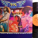 REO Speedwagon - You Get What You Play For - Vinyl 2 LP Record Set - Rock