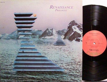 Renaissance - Prologue - Vinyl LP Record - Rock