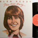 Reddy, Helen - Free & Easy - Vinyl LP Record - Pop Rock